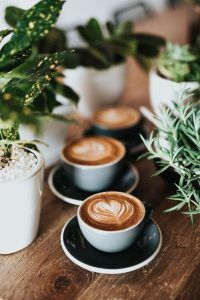 Favourite coffee places in Prague