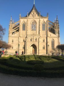 St. Barbara's Cathedral in Kutná Hora