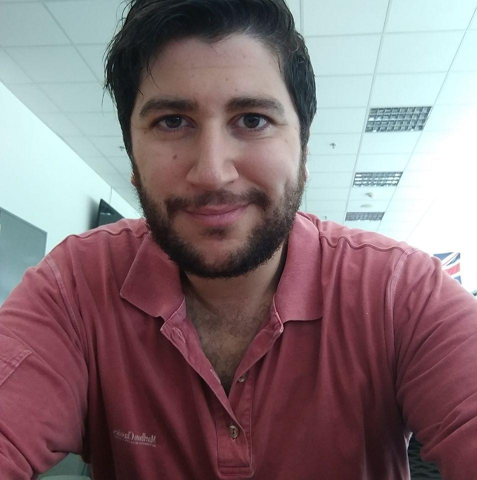 Clemente Forciniti, AB InBev Employee