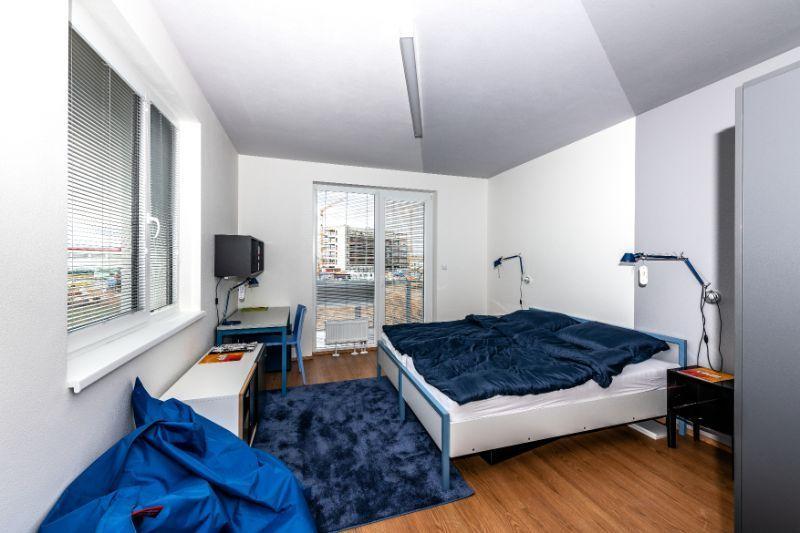 pilsen (plzen) erasmus student accommodation student room flat (2)