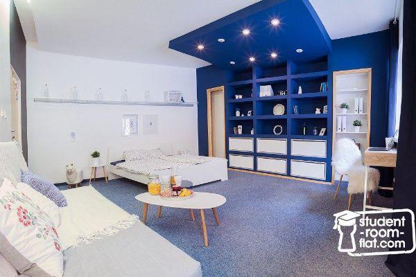 student room flat Brno