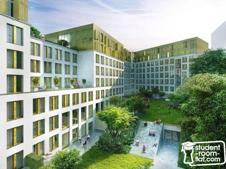 Student Residence Holešovice student room flat 3(1)(1)