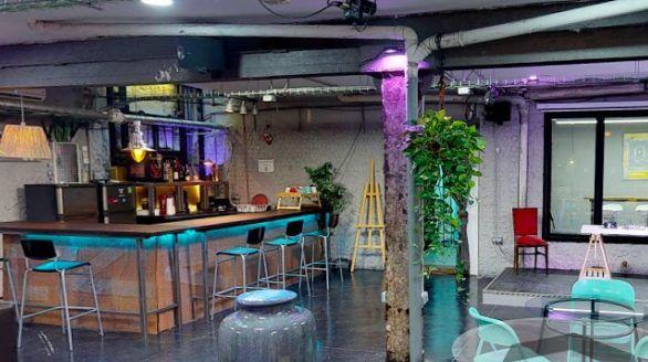 Co-working space in Barcelona